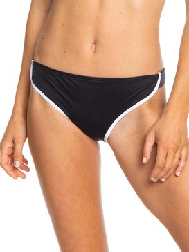 ROXY Fitness - Regular Dolphin Bikini Bottoms  ERJX403787