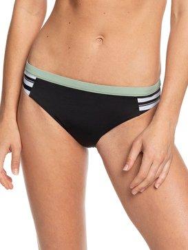 ROXY Fitness - Full Bikini Bottoms  ERJX403789