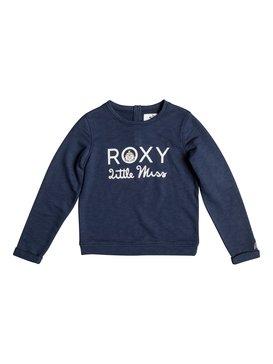 It Feels Good - Little Miss Sweatshirt for Girls 2-7  ERLFT03113