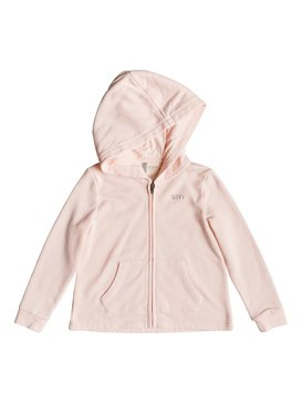 Pink Knot A - Zip-Up Hoodie for Girls 2-7  ERLFT03183