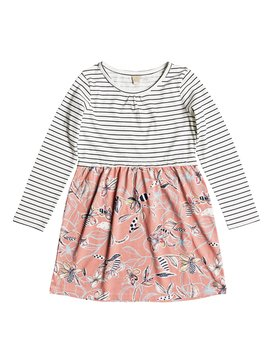 Meet An Angel - Long Sleeve Dress for Girls 2-7  ERLKD03053