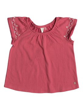 Loving Arms - Short Sleeve Top for Girls 2-7  ERLKT03052