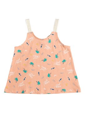 Paper Stars - Vest Top for Girls 2-7  ERLKT03065