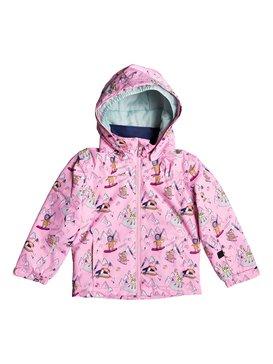 Mini Jetty - Snow Jacket for Girls 2-7  ERLTJ03010