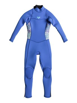 3/2mm Syncro Series - Back Zip FLT Wetsuit for Girls 2-7  ERLW103000