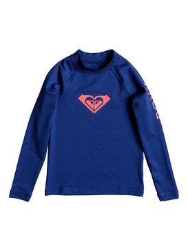 Whole Hearted - Long Sleeve UPF 50 Rash Vest  ERLWR03006