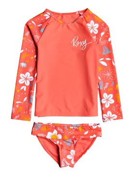 Fruity Shake - Long Sleeve UPF 50 Rash Vest Set  ERLWR03123