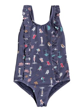 Tropicool Sunshine - One-Piece Swimsuit for Girls 2-7  ERLX103023