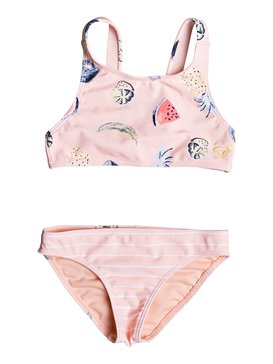 SPLASHING YOU CROP TOP SET  ERLX203077