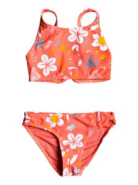 Fruity Shake - Crop Top Bikini Set  ERLX203089