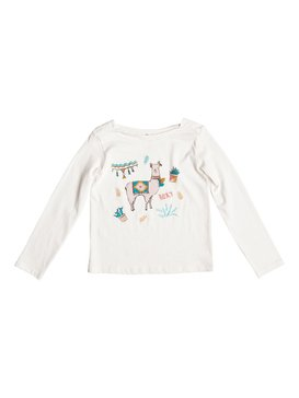 Read Me A Story - Long Sleeve T-Shirt for Girls 2-7  ERLZT03089