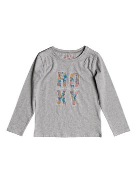 Never Ages Flower Power - Long Sleeve T-Shirt for Girls 2-7  ERLZT03093