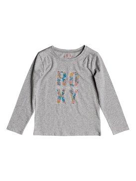 Never Ages Flower Power - Long Sleeve T-Shirt for Girls 2-7  ERLZT03093