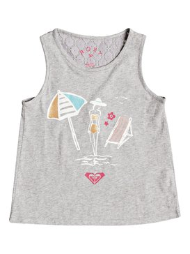 Peaceful Light A La Plage - Vest Top for Girls 2-7  ERLZT03120
