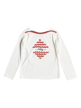 Take A Breath - Long Sleeve Top for Girls 2-7  ERLZT03152