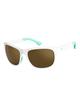 0 Eris - Gafas de Sol para Mujer Blanco ERJEY03084 Roxy
