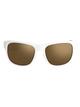 1 Eris - Gafas de Sol para Mujer Blanco ERJEY03084 Roxy