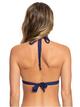 3 Beach Classics - Haut de bikini triangle moulé pour Femme Bleu ERJX303951 Roxy
