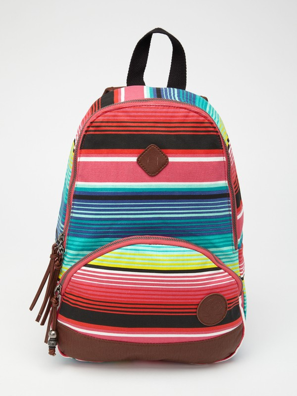 0 Wild Outdoors Mini Backpack  452O44 Roxy