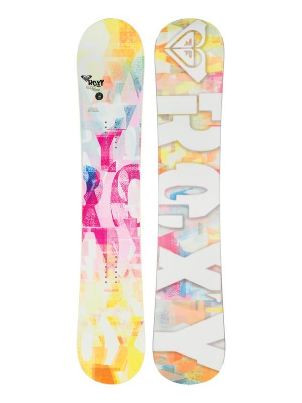 0 Sugar Banana 142 Snowboard  5231510 Roxy