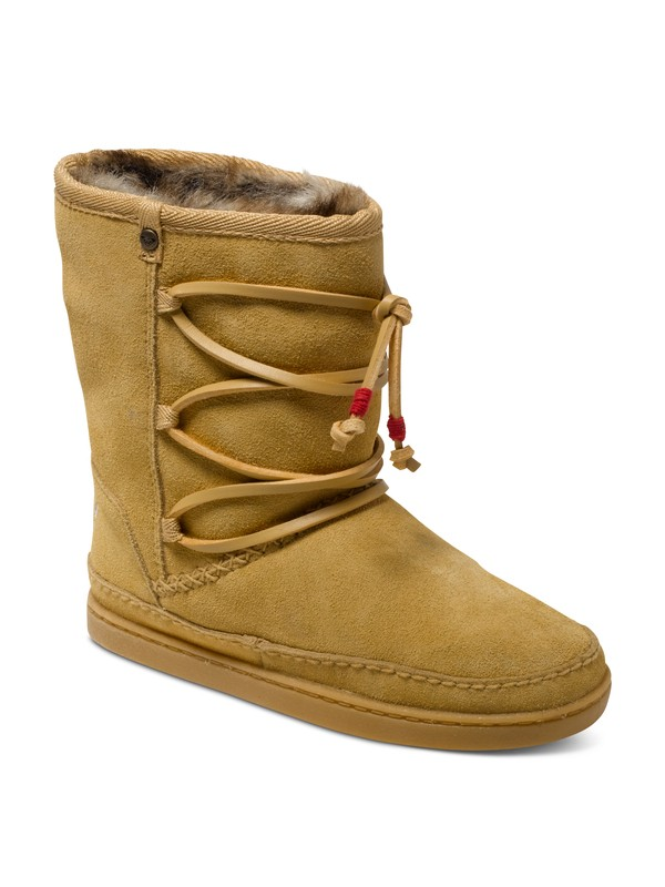 0 RG Mandi - Stivali in camoscio  ARGB600004 Roxy