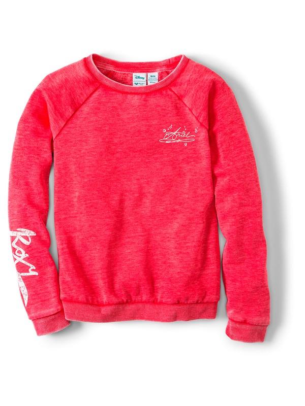 0 Pompom Fleuri Sweatshirt Red ARGFT03079 Roxy
