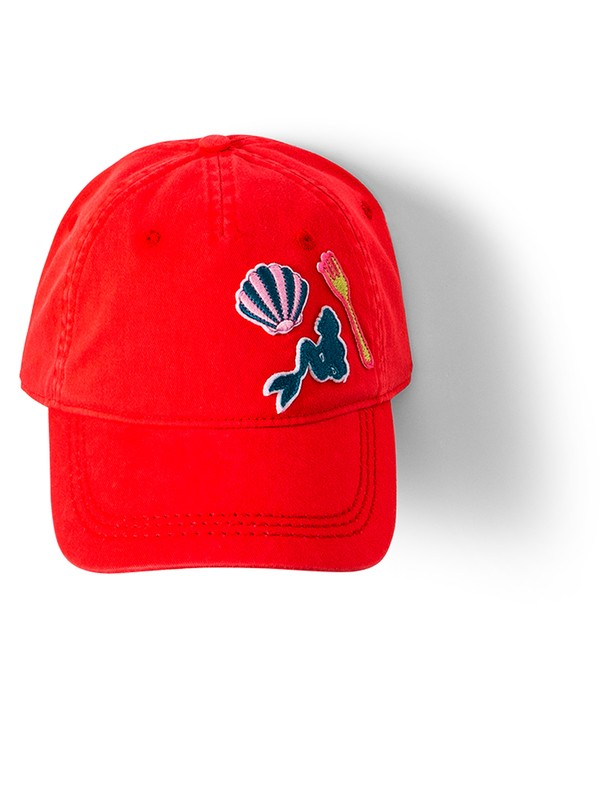 0 Dear Believer Baseball Hat Red ARGHA03017 Roxy