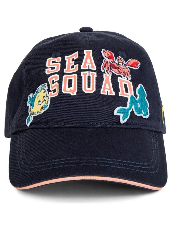 0 Ariel Dear Believer Baseball Cap Blue ARGHA03017 Roxy