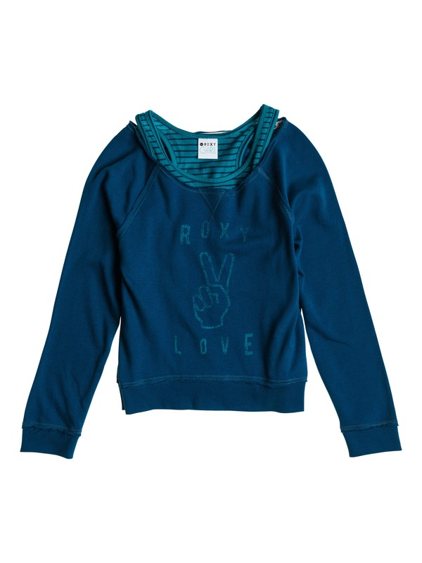 0 Girls 7-14 Fall Crush Pullover  ARGKT03007 Roxy