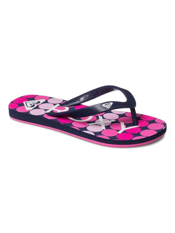 0 Tahiti - Sandalen für Mädchen Blau ARGL100030 Roxy