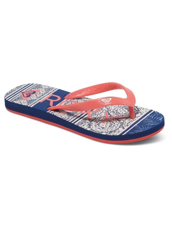 0 Tahiti - Sandalen für Mädchen Rot ARGL100030 Roxy