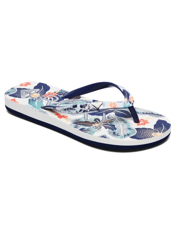 0 Pebbles - Sandalen für Mädchen Blau ARGL100182 Roxy