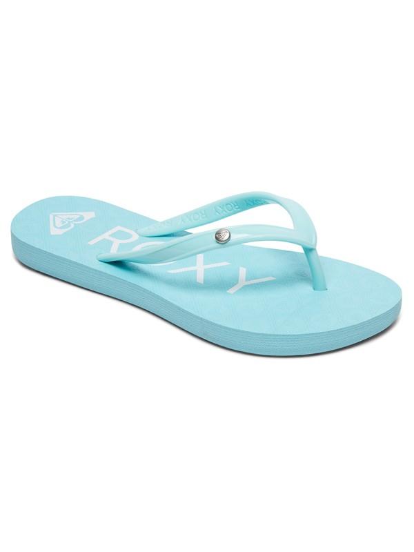 0 Sandy - Sandalen für Mädchen Blau ARGL100184 Roxy