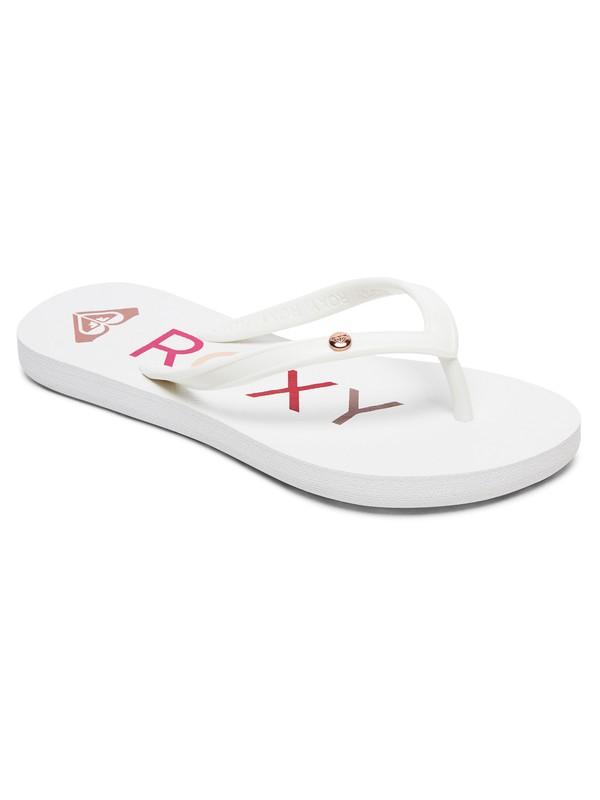 0 Sandy - Sandalen für Mädchen Weiss ARGL100184 Roxy