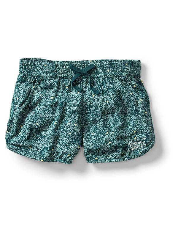 0 Ariel Sunny Sunny Beach Shorts Blue ARGNS03021 Roxy
