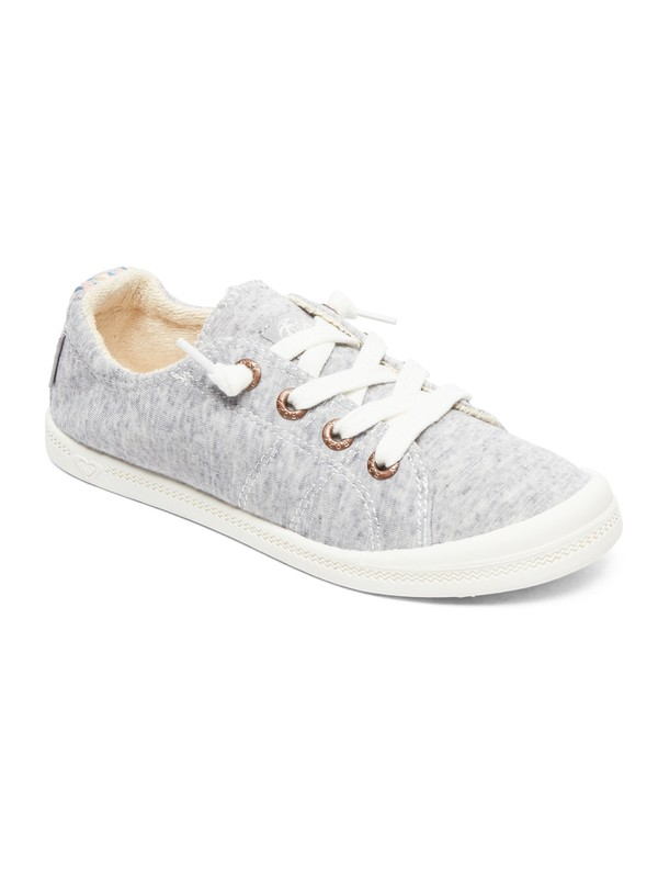 0 Girl's 7-14 Bayshore Shoes Grey ARGS600091 Roxy