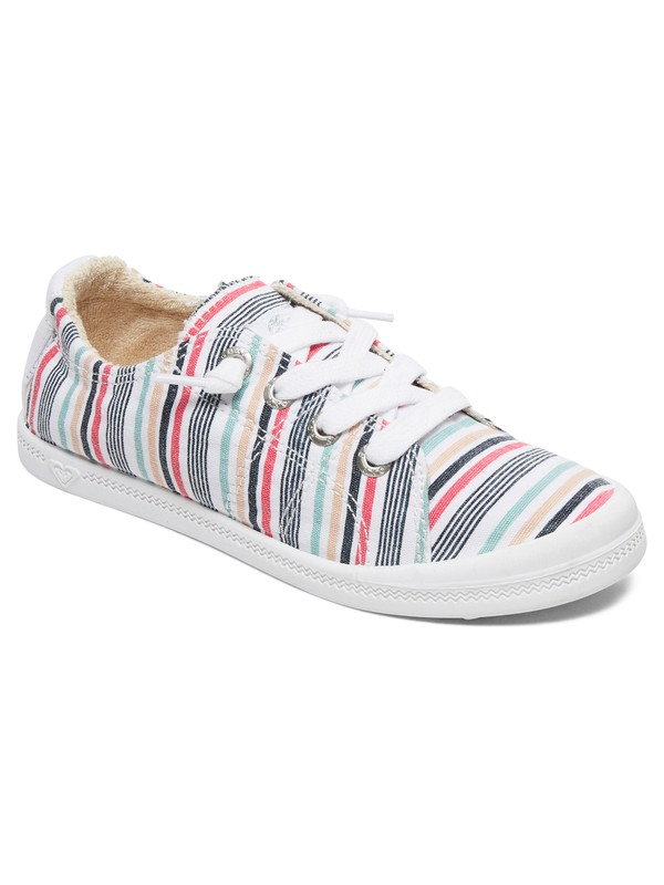 0 Girl's 7-14 Bayshore Shoes Multicolor ARGS600091 Roxy