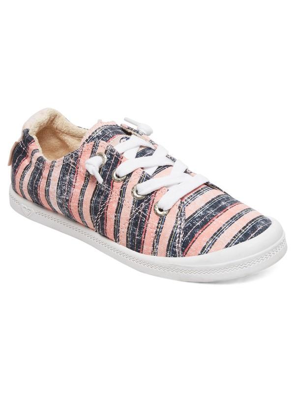 0 Niñas 7-14 Zapatos Bayshore Rosa ARGS600091 Roxy