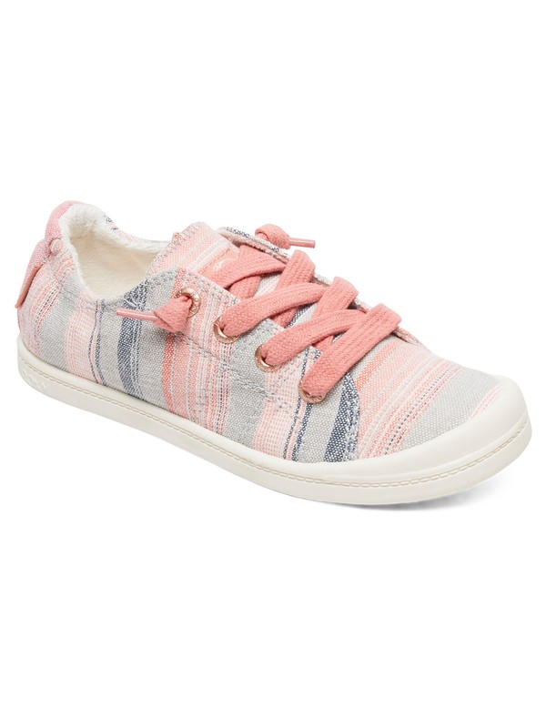0 Girl's 7-14 Bayshore Shoes Pink ARGS600091 Roxy