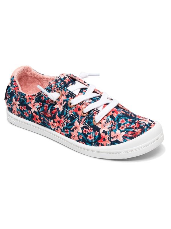 0 Girl's 7-14 Bayshore Shoes Grey ARGS600100 Roxy