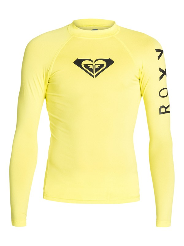0 Whole Hearted - Lycra surf manches longues  ARGWR03007 Roxy