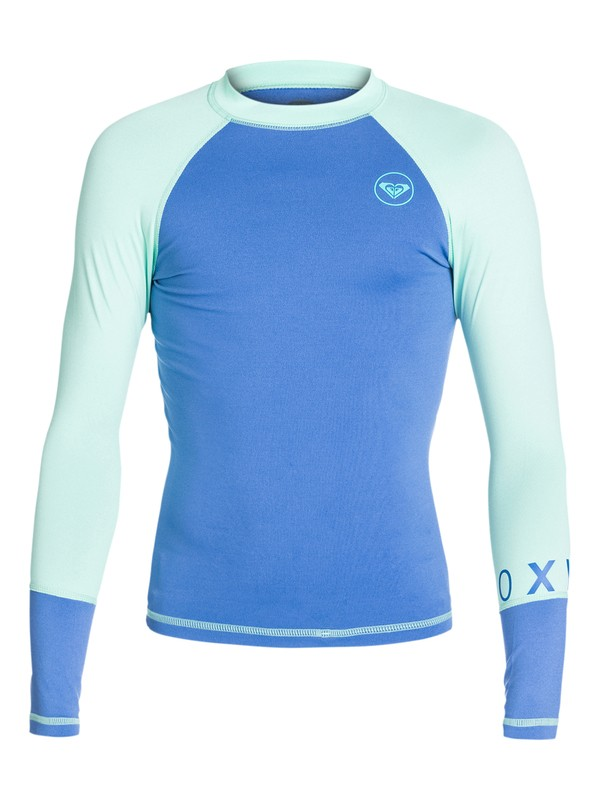 0 Sea Bound - Long Sleeve Rashguard  ARGWR03009 Roxy