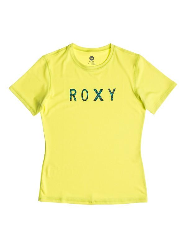 0 Palms Away - Rash Vest met korte mouw  ARGWR03011 Roxy