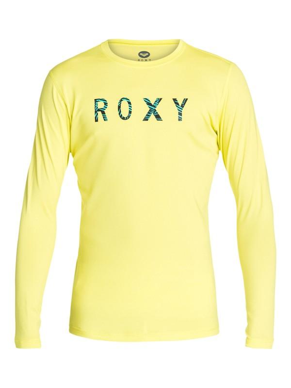 0 Palms Away - Rash Vest  ARGWR03012 Roxy