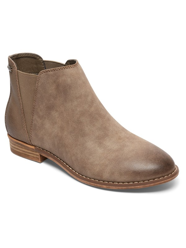 0 Austin Boots Brown ARJB700545 Roxy