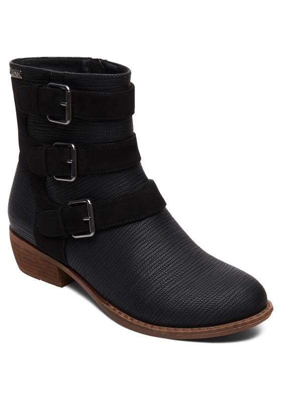 0 Beckett Ankle Boots Black ARJB700573 Roxy