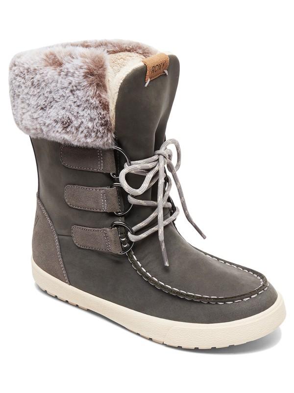 0 Rainier - Boots de snow pour Femme Noir ARJB700582 Roxy