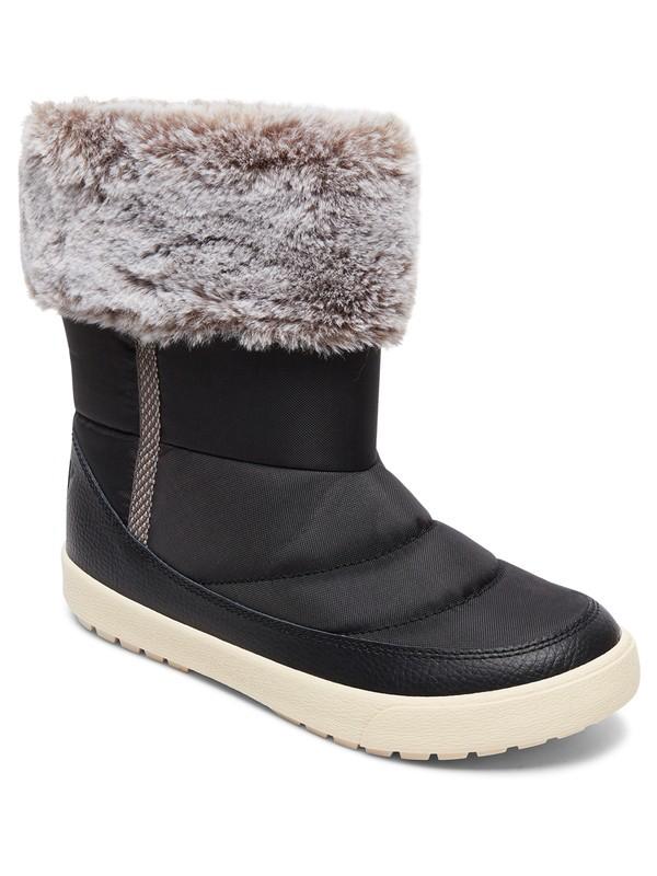 0 Juneau - Boots for Women Black ARJB700584 Roxy