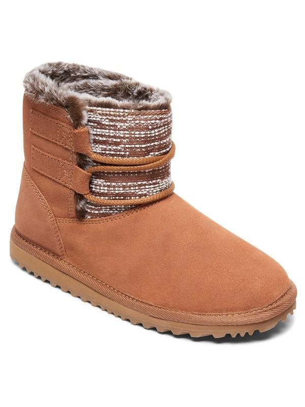 0 Tara - Boots de snow pour Femme Marron ARJB700585 Roxy