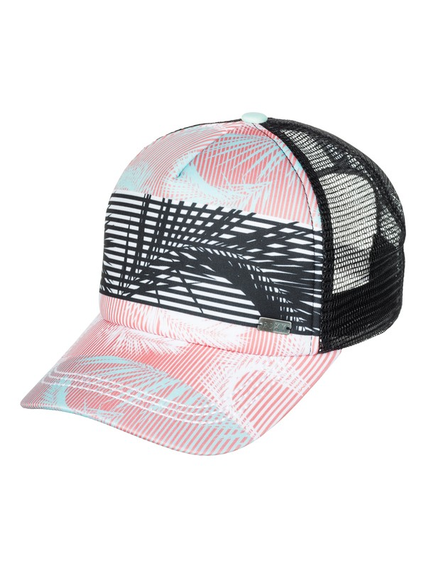 0 Approach Trucker Hat  ARJHA03117 Roxy